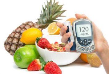 Leczenie środków ludowej na cukrzycę typu 2: herbat ziołowych, dieta