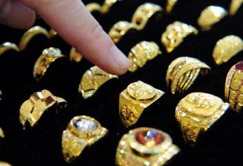 Anillos de oro – joyería de las mujeres con una larga historia