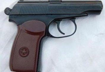 Broń sygnalizacyjna MR-371 – charakterystyka, zalety, cechy eksploatacyjne