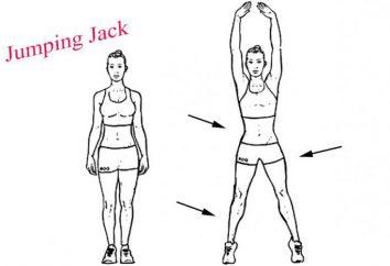 """Como fazer o exercício """"Jumping Jack"""""""
