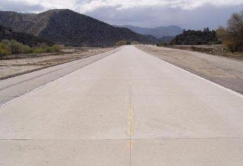 Estrada concreta: tecnologia de construção