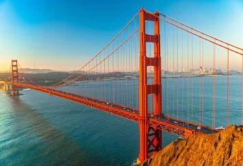 Kalifornia (stan): atrakcje. Zdjęcie, opis