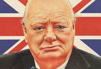 Winston Churchill (Sir Winston Leonard Spencer-Churchill). Biographie, photos, faits intéressants