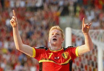 Kevin De Bruyne. La historia de uno de los jugadores más prometedores belgas