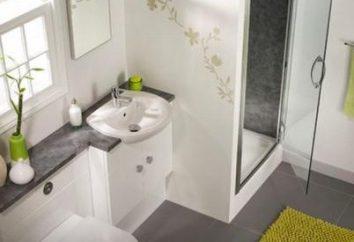 Concevoir une petite salle de bains