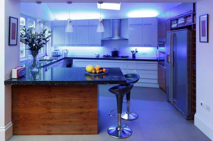 Gallery of illuminazione zona pranzo come dividere il soggiorno