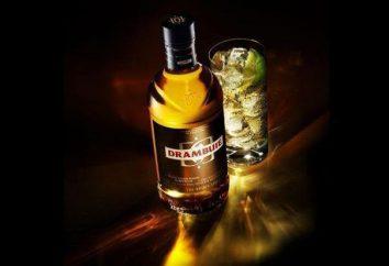 """liquore scozzese """"Drambuie"""", le sue caratteristiche, funzioni e cultura del consumo"""