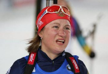 Podchufarova Olga: carrière sportive et biographie