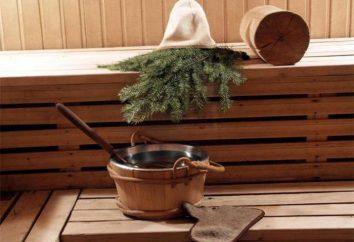 balai sapin pour un bain: recommandations pour la production et l'utilisation de