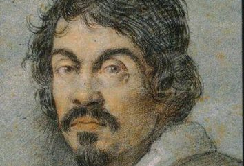 Michelangelo Merisi da Caravaggio. Seine Werke, einige interessante Fakten über sein Leben