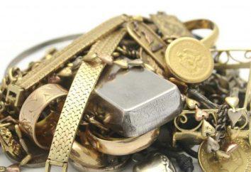 Rafinacja – to … rafinacji złota i platyny w domu (metody)
