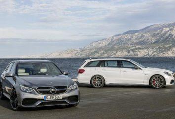 Mercedes Benz E-Class: cechy konstrukcyjne i wnętrze