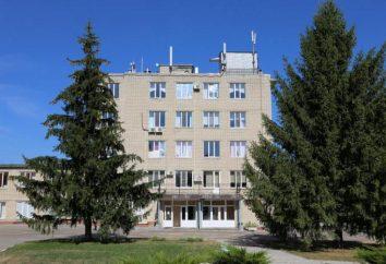 Mental Belgorod ospedale: informazioni di carattere generale
