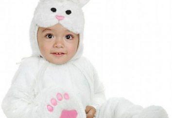 Come rendere il vostro costume da coniglio?