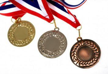 medaglie olimpiche – la corona della carriera di ogni atleta