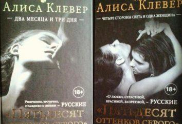 Scrittore Alisa Klever e le caratteristiche del suo lavoro