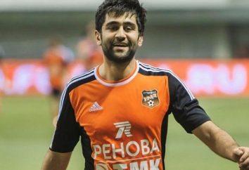 Edgar Manucharyan: biographie, carrière et réalisations de l'un des footballeurs les plus populaires d'Arménie