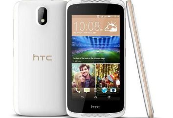 HTC Desire 326G Dual SIM. Przegląd i funkcje