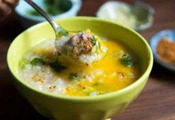 Zuppa del campo: la ricetta per la casa, il giardino, pic-nic