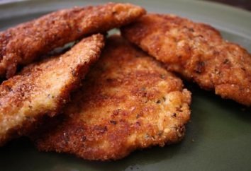 Cottura cotolette di pollo: ricetta per le polpette di pollo tritato e filetto