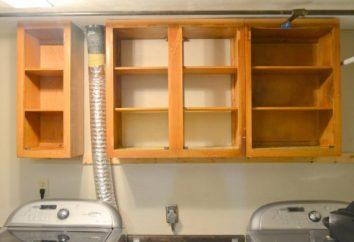 Instalacja okapu w kuchni z rękami. Instalacja kaptur w prywatnym domu