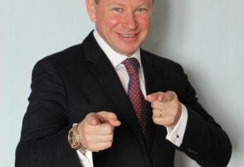 Coach Ozerov Sergey für diejenigen, die ihr Leben verbessern wollen
