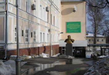 Arzamas State Instytut Pedagogiczny. Gajdar