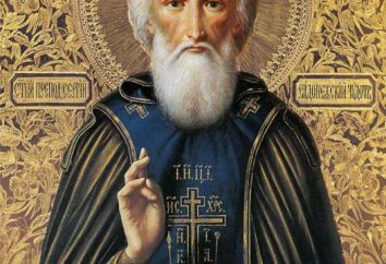 Sergiy Radonezhsky: cimeli, le icone e le chiese. Santa Trinità di San Sergius Lavra
