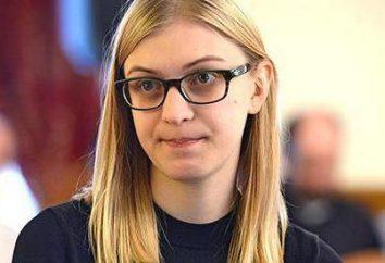 Journaliste Olesya Riabtseva: biographie, vie personnelle