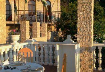 """Villa """"Nid d'aigle"""" (Abkhazie, New Athos): description, nombre de touristes commentaires"""