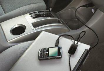 Jak ładować laptopa w samochodzie? Funkcje procedury