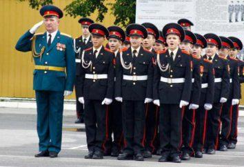 Szkoła Kadetów w Moskwie. Szkoła Kadetów w Moskwie: opinie, zdjęcia