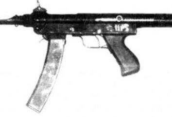 Mitraillette Korovine. Mitraillette de la Première Guerre mondiale