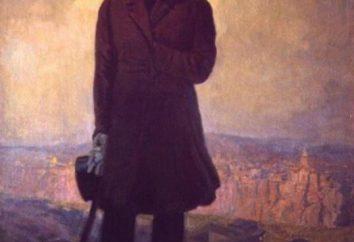 """El personaje de Onegin en la novela """"Eugene Onegin"""". Características de la imagen de la protagonista"""