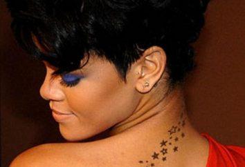 nuovo tatuaggio di Rihanna
