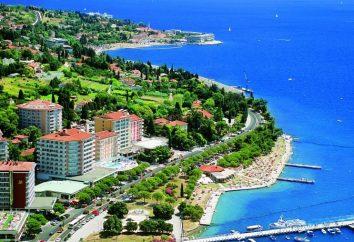 Eslovenia Portoroz comentarios. Hoteles Portoroz, Eslovenia: opiniones