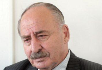 Issa Kostoev: biografia, inspektor pracy, działania polityczne