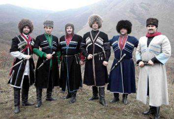 popolazione nazionale del Daghestan: la lista