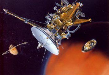 """""""Huygens-Cassini"""" – stazione interplanetaria automatica: uno studio di Saturno"""