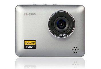 Descrição Overview DVR Lexand LR-4500, especificações e comentários