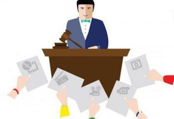 Die Teilnahme an Ausschreibungen: Schritt für Schritt Anweisungen, die notwendigen Unterlagen, Bedingungen