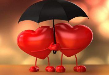 Liebe: die Bedeutung, Typen und Beispiele