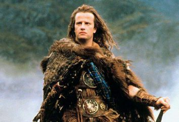 "Konnor Maklaud – o personagem ""Highlander"" filme ""Highlander 2"""