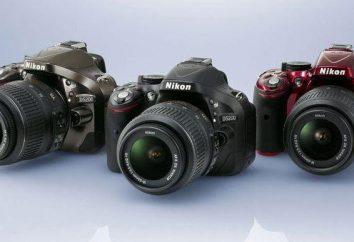 appareil photo Nikon 5200: une vue d'ensemble, spécifications et commentaires des internautes