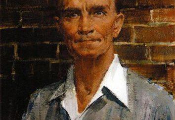 Posiada unikalny talent Nikolai Feshin: nieznany geniusz malarstwa