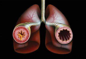 Asma bronchiale: cause e trattamenti
