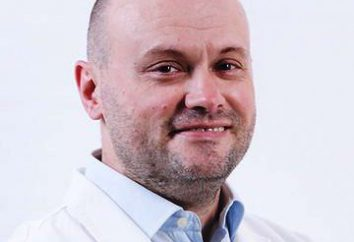 Andrey Nikolaevich Senyuk – maxillo-facciale e chirurgo plastico