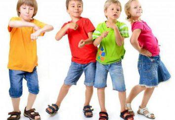 Tâches pour les enfants de 5 ans, 4 types différents