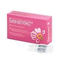 """Lek """"Benateks"""" (świec): recenzje efektu antykoncepcyjnego"""