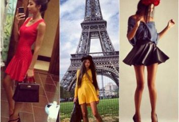 abbigliamento femminile dello stilista Irina Slonevskii: biografia e stile di vita